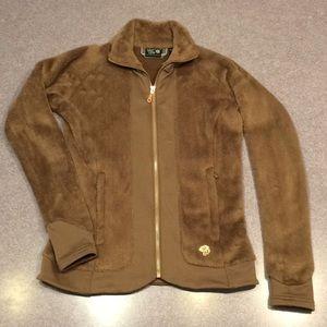 Mountain Hardwear Front Zip Fleece EUC